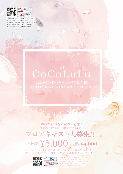 掛川市  その他CoCoLuLuのホームページ
