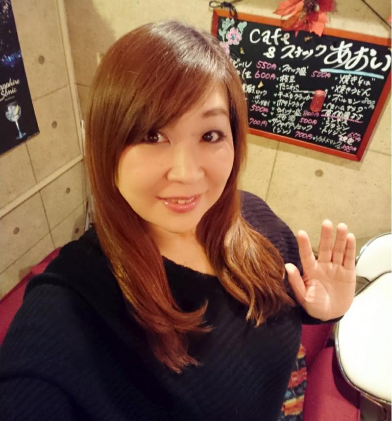 cafe&スナック あおい・しのママ 1枚目